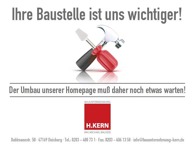 Bauunternehmen Duisburg bauunternehmung kern